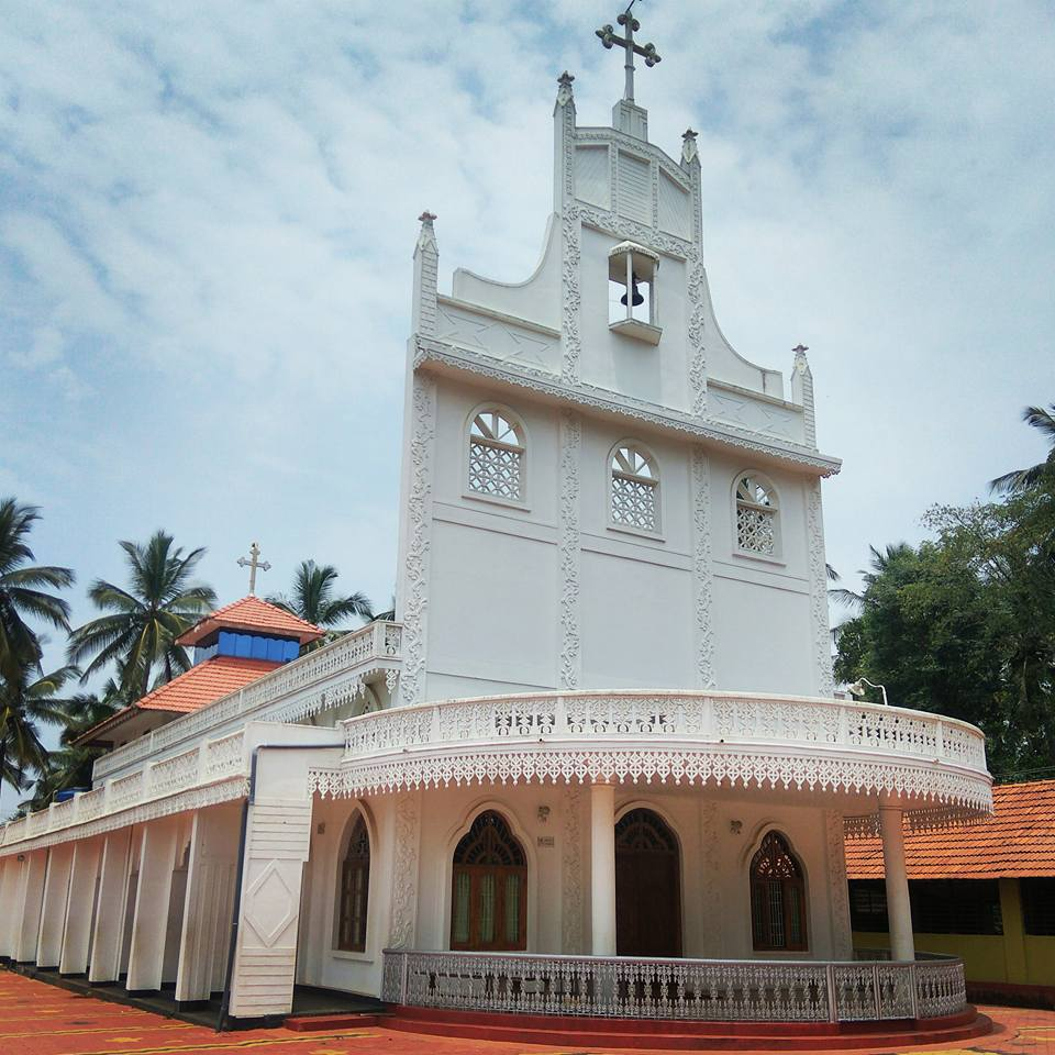 E.A.E St. Mary's Soonoro Syrian Orthodox Church, Meenangadi