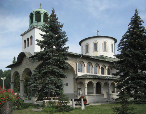 St. Cyrill & Methodius church / Szt. Cirill és Metód templom