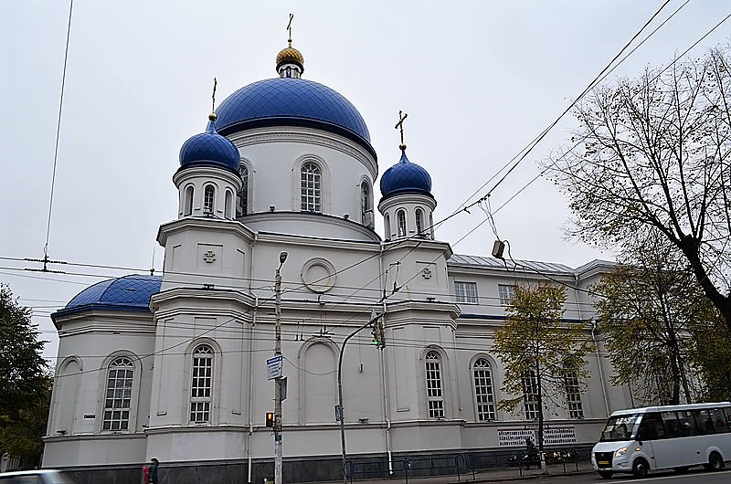 Saint Michael's Cathedral