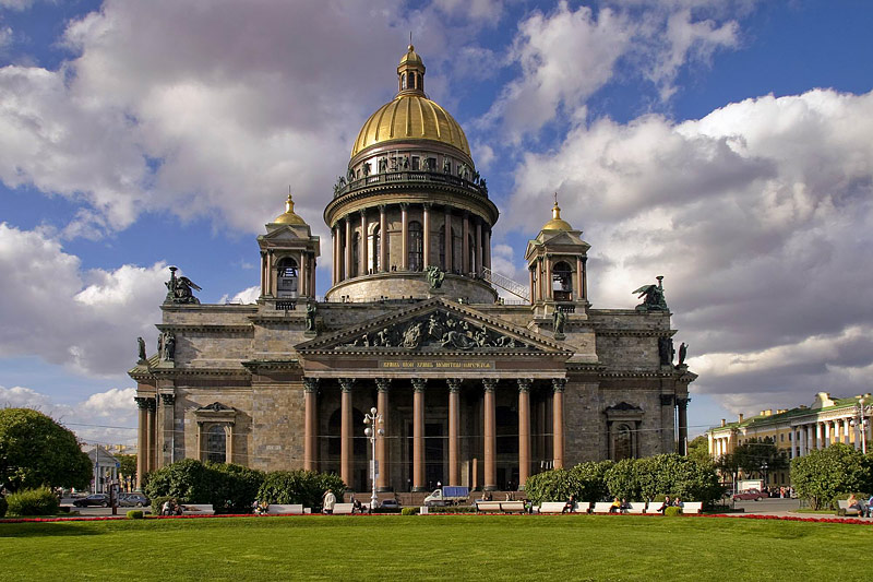 Saint Isaac Russian Orthodox Cathedral
