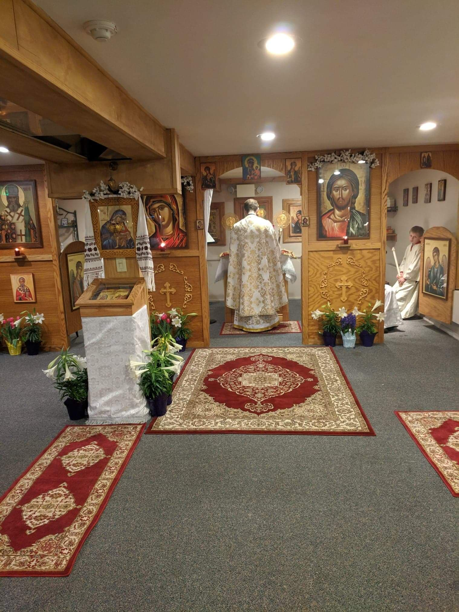 Saint Innocent of Alaska Orthodox Mission