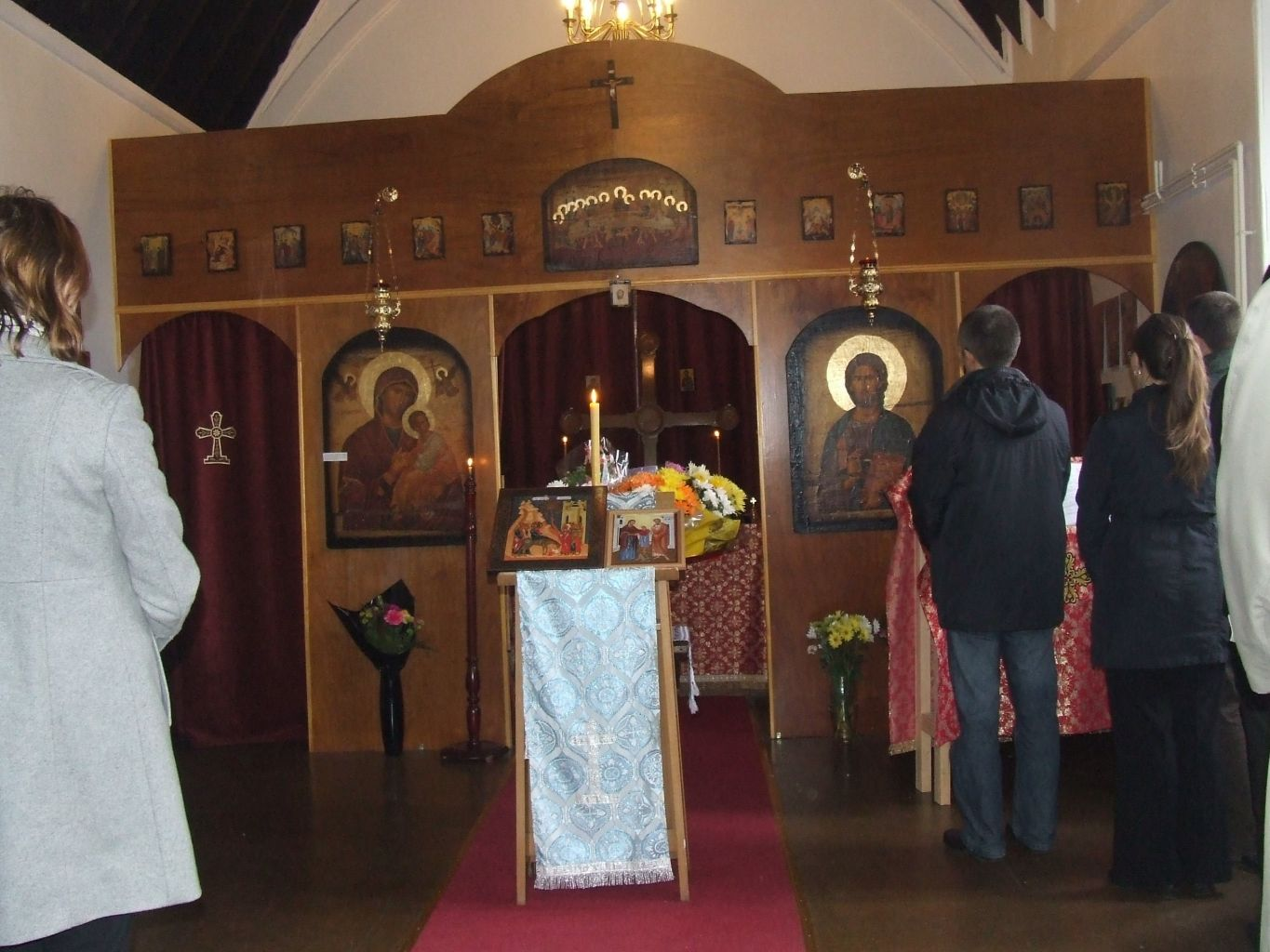 Saints Joachim and Anna Romanian Orthodox Church