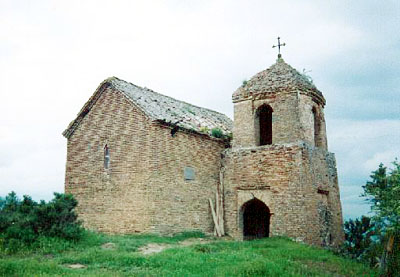 Akhasheni Orthodox Church
