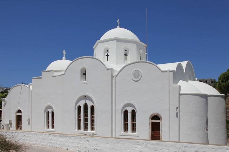 Annunciation, Patmos