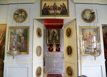 Annunciation of the Theotokos Orthodox Chapel
