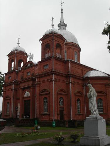 Ascension of Christ Orthodox Church