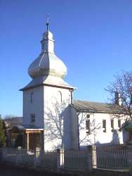 Ascension of Jesus Orthodox Church