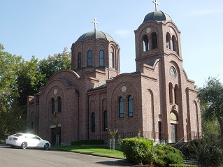 Assumption of the Blessed Virgin Mary Serbian Orthodox Church