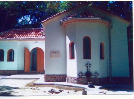 Assumption Orthodox Chapel