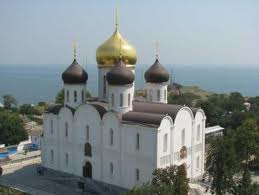 Assumption Orthodox Monastery Cathedral