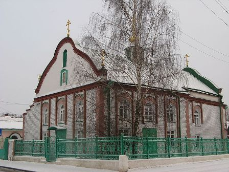 Babruysk Orthodox Church