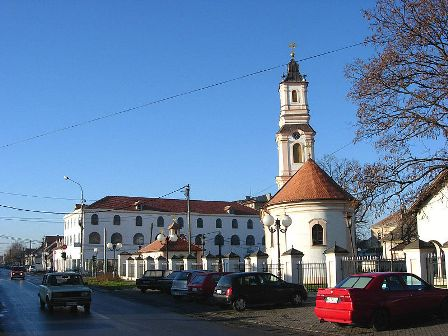 Batajnica Orthodox Church