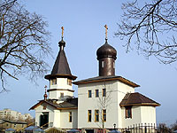 Orthodox Church of the Icon of the Mother of God
