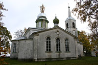Orthodox Church of the Protection of the Mother of God