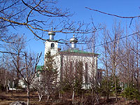 Orthodox Church of the Transfiguration of the Lord
