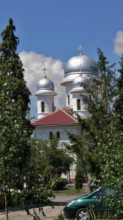 Cristuru Secuiesc Orthodox Church
