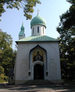 Dormition of the Blessed Theotokos Orthodox Church