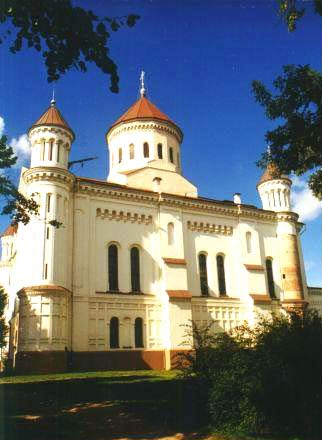 Dormition of the Theotokos Orthodox Cathedral