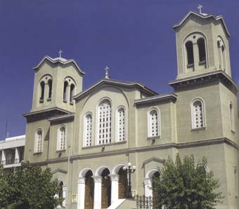Evangelistria Orthodox Church