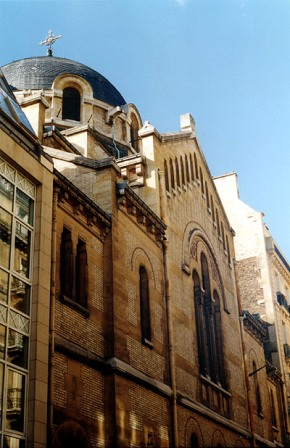 Greek Cathedral Saint Etienne