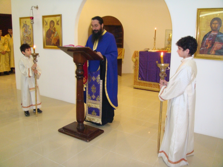 St.Isaac and St. George Greek Orthodox Church of Qatar