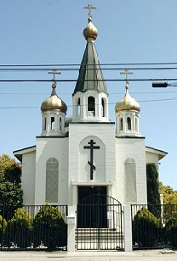 Holy Trinity Russian Orthodox Church