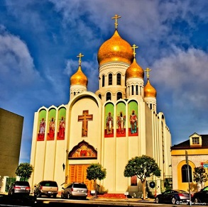 Holy Virgin Russian Orthodox Cathedral