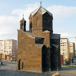 Holy Martyrs Orthodox Church
