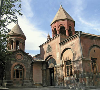Holy Mother of God Zoravor Orthodox Church