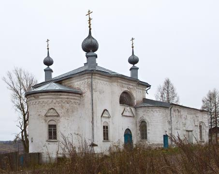 Intercession Orthodox Church