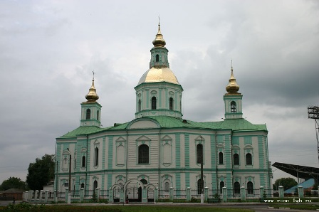 Intercession of the Theotokos Orthodox Cathedral