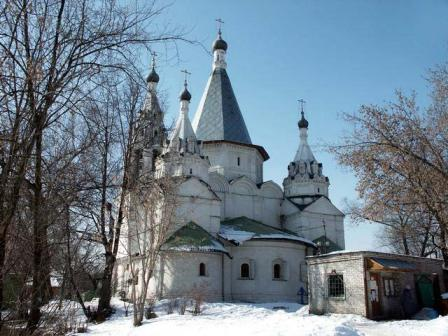Life Giving Trinity Orthodox Church Mosfilmovskaya
