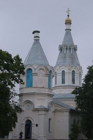 Molodechno Orthodox Church