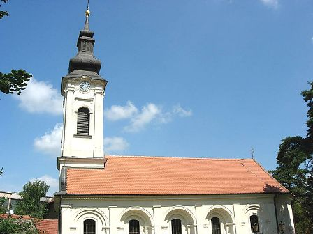 Novi Kneževac Orthodox Church