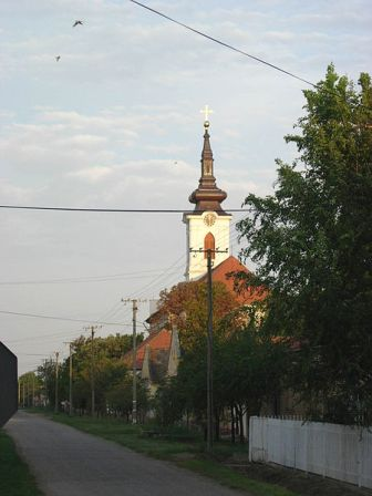 Novo Miloševo Orthodox Church