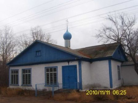 Novo Oleksandrivka Orthodox Church