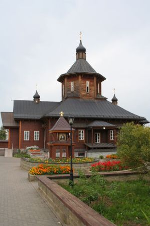 Optina Startsy Orthodox Church