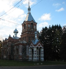 Orthodox Church of Issanda Taevaminemise