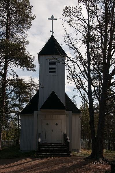 Church of Sevettijarvi