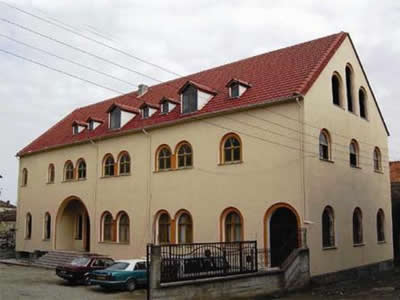 Orthodox Multifunctional Building