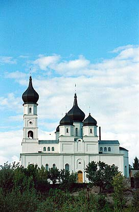 Ovruch Orthodox Cathedral
