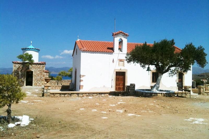 Panagia Katonisiotissa, Elafonissos