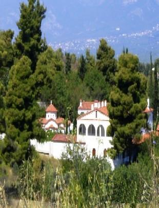 Εκδρομή στην Ιερά Μονή Παναγίας Φανερωμένης στη Ροδόπολη