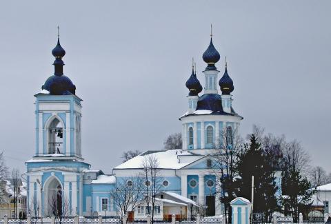 Protection of Pressvyatoy Virgin and Assumption of the Blessed Virgin Mary Orthodox Church