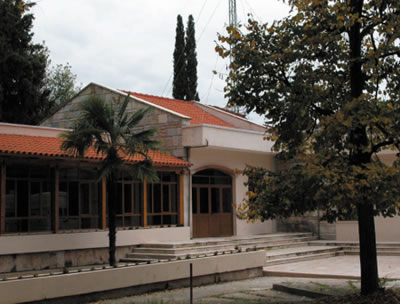 Protagonists Orthodox Elementary School