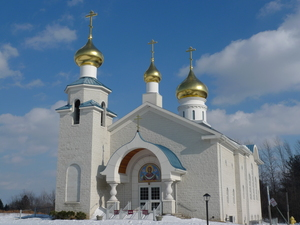 Protection of the Mother of God Russian Orthodox Church