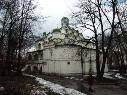 Protection of the Holy Mary Orthodox Church