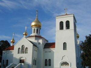 Protection of the Holy Virgin Orthodox Church
