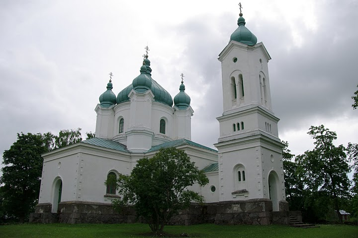 Protection of the Virgin Mary Orthodox church