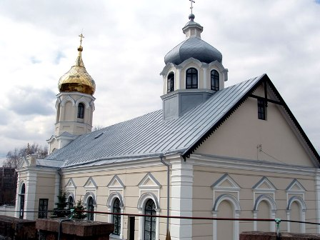 Protection of the Virgin Orthodox Church